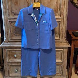St John Collection Marie Gray - Pant Suit
